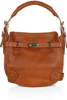 Burberry Gibbs Leather Shoulder Bag by Mini Shoulder Bag