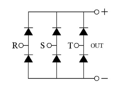 3 phase diode bridge the wikipremed mcat course image archive three phase bridge rectifier