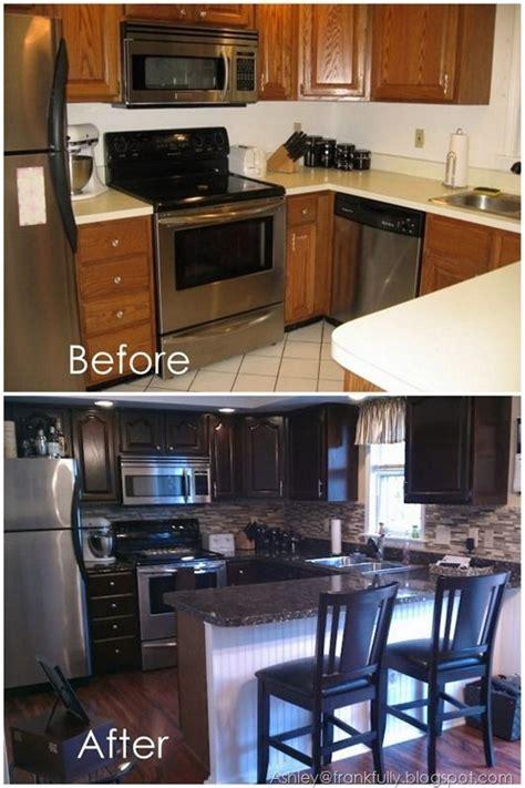 small kitchen redo ideas 25 best ideas about small kitchen redo on
