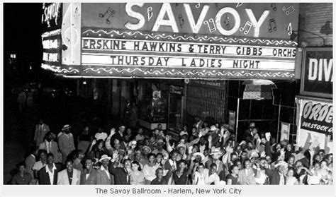 this week in swing nyc remembering harlem s savoy ballroom july 2014