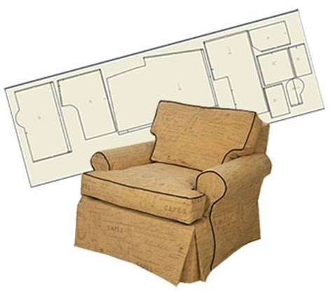 slipcover patterns for sofas armchairs and chaise