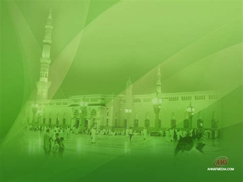 wallpaper green mosque masjid e nabawi wallpapers