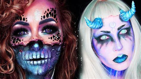 cool diy halloween makeup ideas grwm dyi costumes