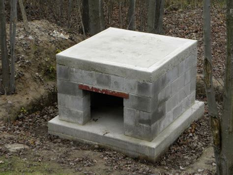 Homebuilt Outdoor Pizza Oven 16 Pics Picture 5 Backyard Brick Oven Plans