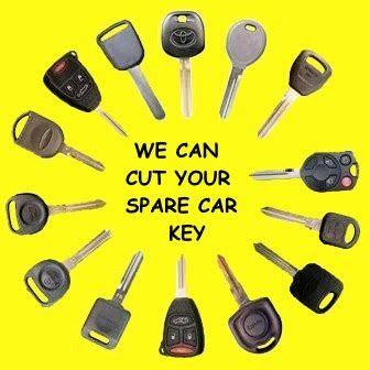 Car Key Types by Every Type Of Cut At Our Shop