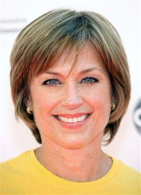 short hairstyles for women over 50 reverse wedge chic short bob haircut for women age over 50 dorothy