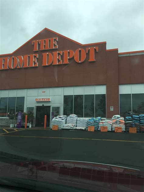 the home depot opening hours 1450 regent st