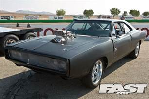 Dodge Charger From Fast And Furious 10 Best Fast And Furious Cars Fast Car