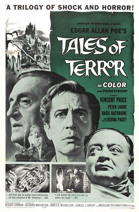 Tales Of Terror filmfanatic org 187 tales of terror 1962