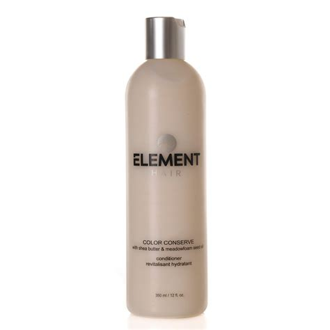 color conditioner colour conserve conditioner element hair