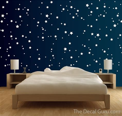 night stars bedroom l tree wall decals and more affordable ideas for a nature