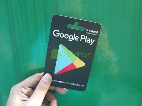 Cara Gift Cards - cara redeem google play gift card via aplikasi play store android newspaper
