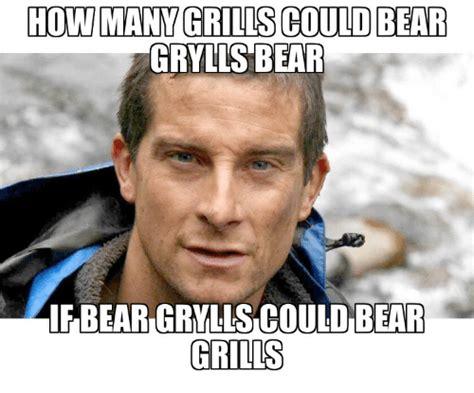 Bear Gryls Meme - 25 best memes about bear grylls bear grylls memes