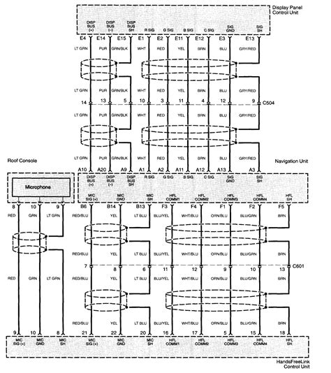 nissan navigation wiring diagram pdf nissan just another