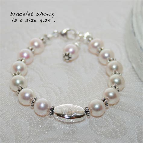 beadifulbaby sophisticated baby in pearls by my