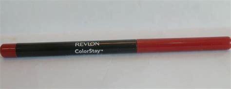 Revlon Colorstay Lip Liner revlon colorstay lipliner wine review