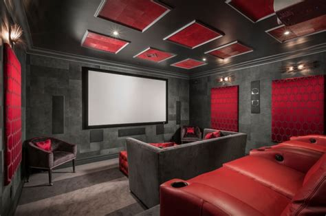Home Cinema Interior Design by 40 Home Theater Designs Ideas Design Trends Premium