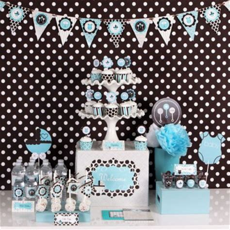 Baby Shower Themes Kits by Baby Shower Theme Ideas For Boys Baby Shower Ideas
