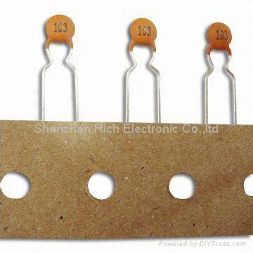 ceramic capacitor range ceramic capacitors with 50v dc voltage range and 103pf capacitance rich china manufacturer