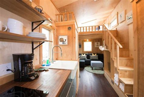 tumbleweed tiny house interior free upgrades two tiny houses for sale packaged with incredible deal