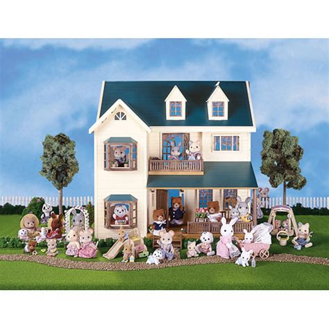 calico critters deluxe village house calico critters deluxe village house