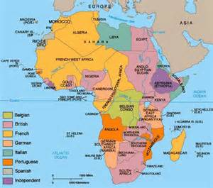 Map Of Africa 1914 by Imperialism And Colonisation Scramble For Africa