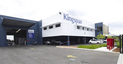 kingspan insulation office and warehouse