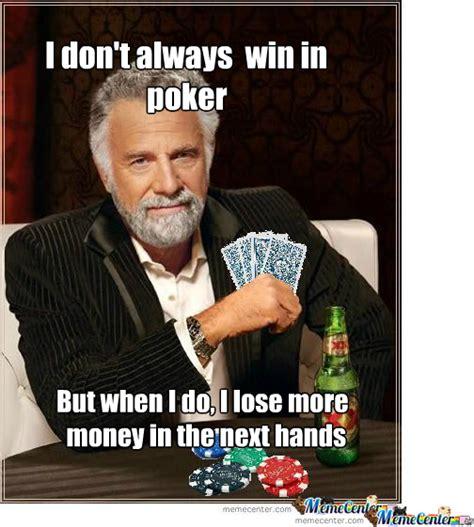 Poker Meme - in it to win it meme bing images