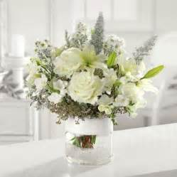 white centerpieces reception decorating