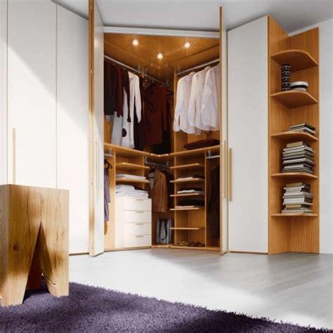 bedroom corner cupboard garderobe kleiderschrank inneneinrichtung interieur
