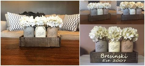 side table centerpiece 10 creative diy coffee table centerpiece ideas