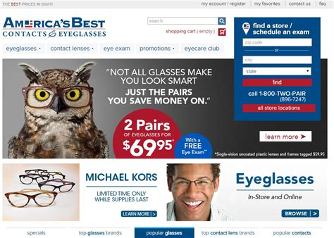 get americas best contacts eyeglasses coupons and promo