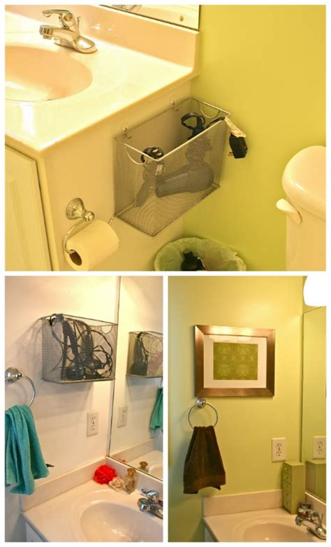 30 Brilliant Bathroom Organization And Storage Diy Diy Bathroom Storage