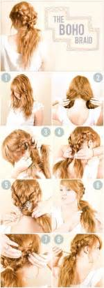 cool easy step hairstyles 21 awesome creative diy hairstyles illustrated in pictures
