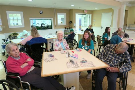 lakewood nursing home bingo l e a d club
