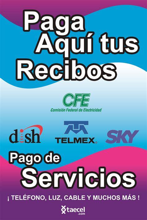 pago de contribuciones y servicios estatales descarga manuales y programas de venta de tiempo aire