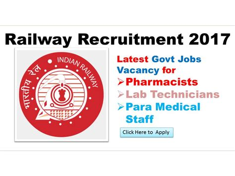 Pharmacist Vacancy by Pharmacist Vacancy 2017 Govt Recruitment In