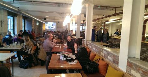 restaurant review pen factory hope street liverpool