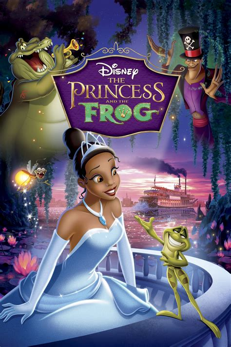 film disney world the frog king vs the princess and the frog disney