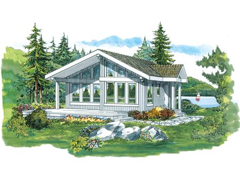 vacation cabin plans lake como vacation cabin home plan 062d 0326 house plans and more