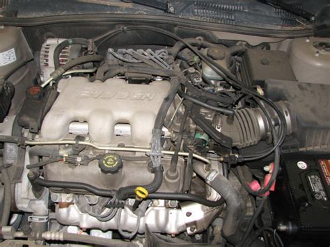 2001 chevy malibu 78274 automatic transmission