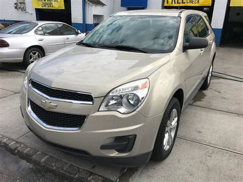 used ls for sale used 2011 chevrolet equinox ls suv 7 690 00