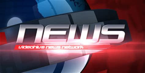 free download after effects projects news broadcast pack
