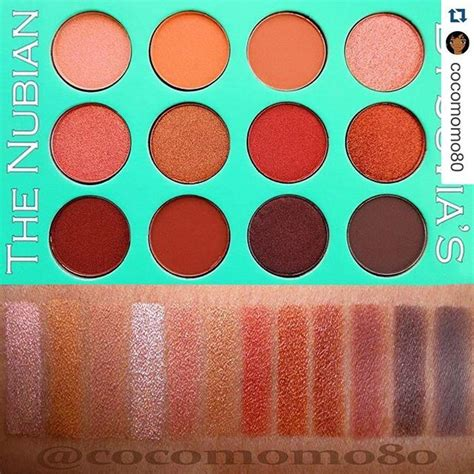 Eyeshadow Juvia S Place juvia s place the nubian eyeshadow palette my wish