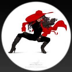 Carmen sandiego ver01 by pardoart on deviantart