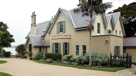 luxury renovations for prime minister tony abbott at