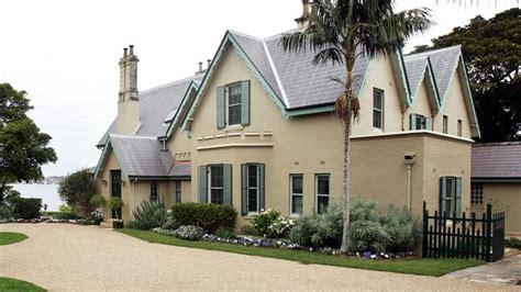 Luxury Renovations For Prime Minister Tony Abbott At Kirribilli House
