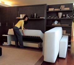 murphy bed with sofa attached 1000 images about modern wall beds on