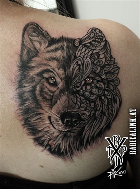 tattoos zum stichwort wolf tattoo bewertung de lass