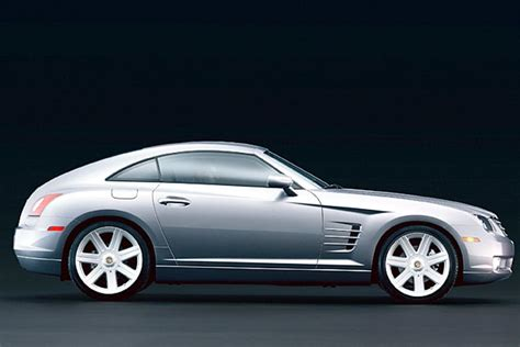 chrysler car prices 2004 chrysler crossfire reviews specs and prices cars